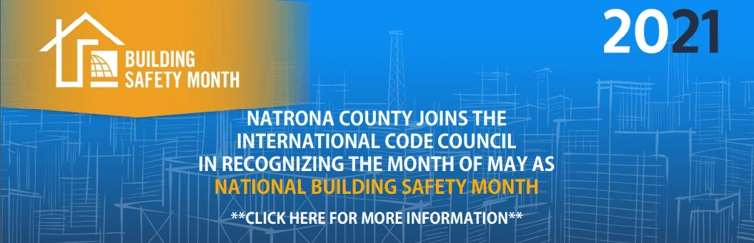 Building Safety Month Main  Banner